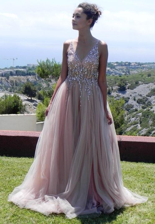 Robe de soiree princesse marseille